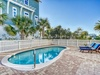 Pool Deck - Featuring a Private, Heated Saltwater Pool