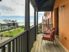 Master Suites' Private Balcony - Offering Gulf & Western Green Views