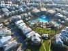 Aerial Views of Community Pool