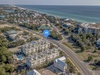 Aerial View - Offering an Effortless Commute to the Beach