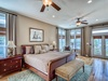 2nd Floor Master Suite - Furnished with a King Size Bed