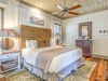 1st Floor Master Suite - King Size Bed