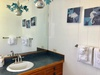 Bathroom off of King Guest Room