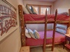 Bedroom perfect for the kids