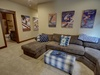 Living room with couches to relax on