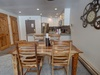 Dining area perfect for a family dinner