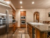 Kitchen with plenty of space for making all your favorite foods
