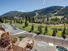 Spectacular mountain view from your very own balcony