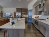 Kitchen with beautiful countertops