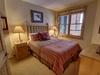 cute bedroom with nice views