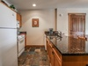 kitchen with cute tile flooring