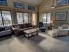 Living room with super cozy carpet