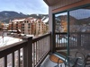 Balcony with awesome mountain view
