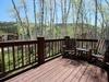 Large decks at Keystone Sanctuary