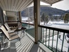 Upper level balcony with spectacular view