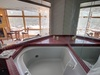 Relaxing bathtub for long days