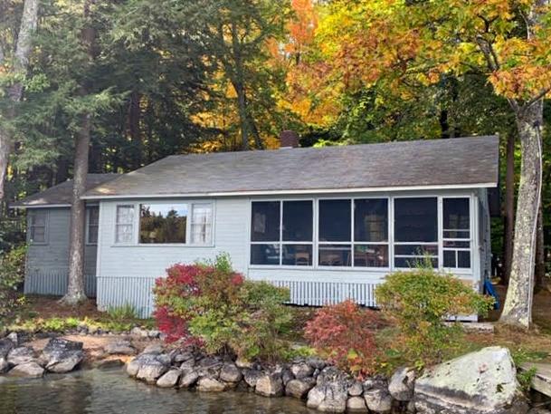 KLE5W - Wolfeboro Cottage Lake Winnipesaukee!