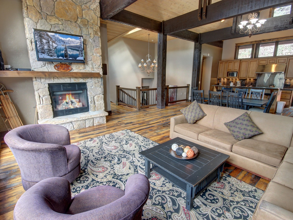 North Fork Lodge 577