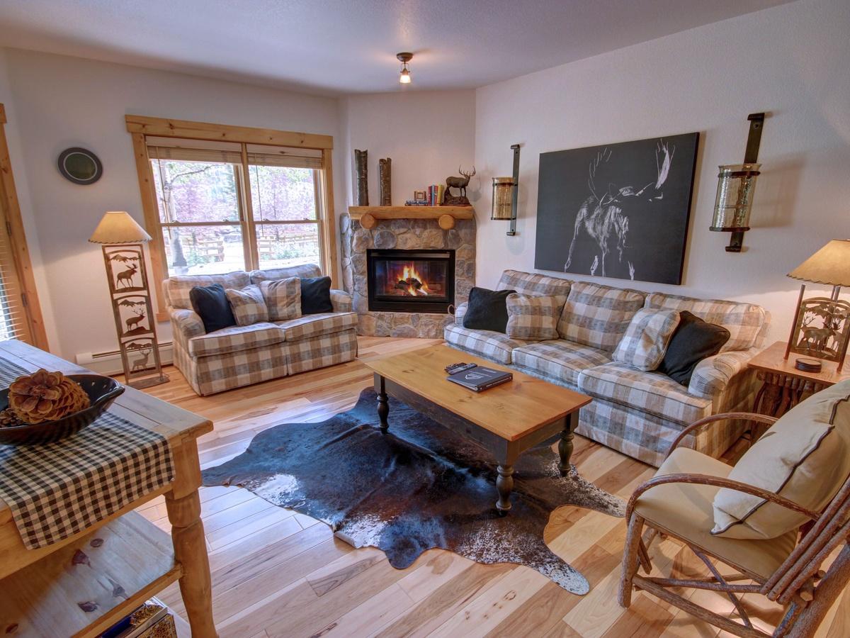 Tenderfoot Lodge 2607