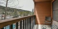 Upper level balcony overlooking the pool
