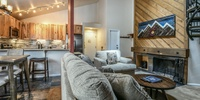 Comfortable and relaxing couches and living space