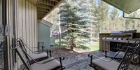 porch with chairs to relax in and watch pleasant view