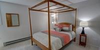 Bedroom for relaxing in