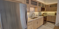 Kitchen with space to cook and make memorable meals
