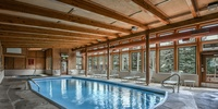 Lodgepole pool and hot tub