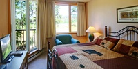 Comfortable beds and amazing views
