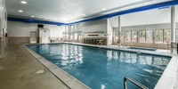 Indoor Pool at East Lake