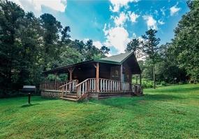 Caddo Cabin
