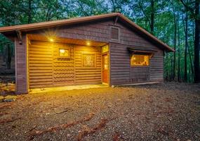 At Last Cabin