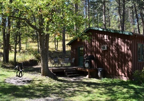 Dan Patch Cabin