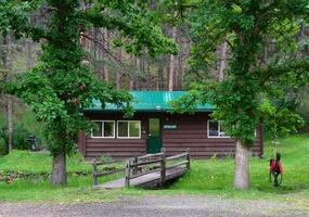 Spokane Cabin