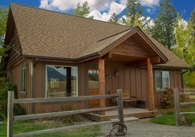 Middle Fork Cabin (Pet Friendly)