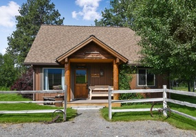 South Fork Cabin (Pet Friendly)