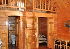 Lakefront Cabin 01
