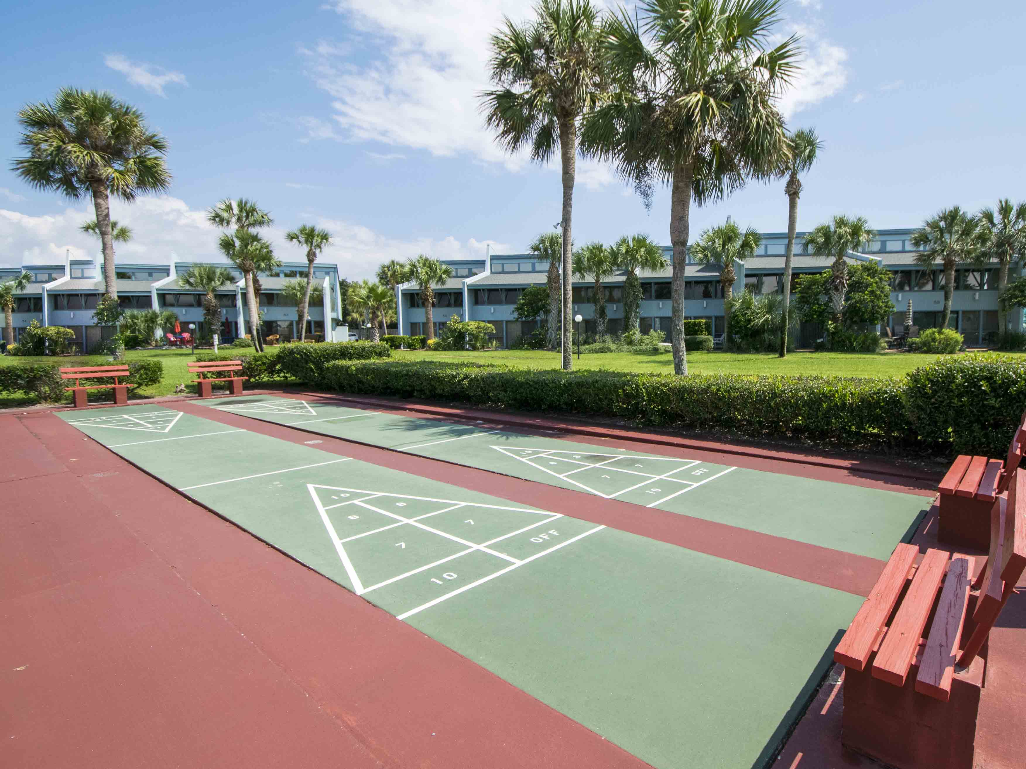 Sunnyside Beach & Tennis Resort - Panama City Beach Condo Rental