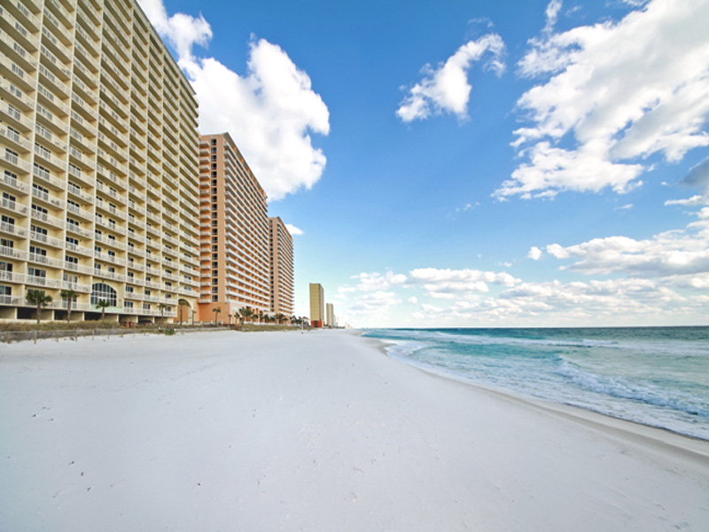 Celadon Beach Resort Panama City Beach Florida Condo