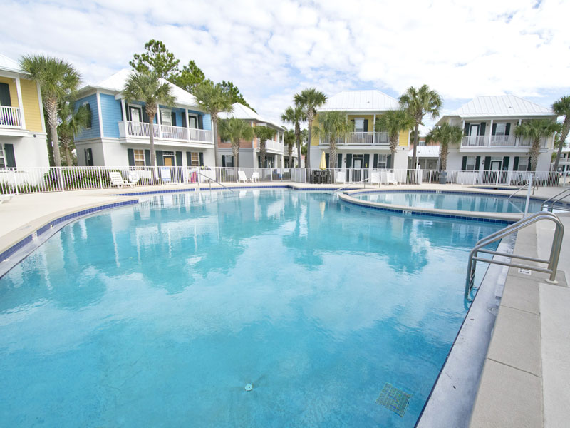 Bungalows at Seagrove 30A Vacation Rentals by