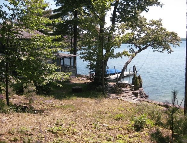 Cottage, Dock, View.JPG