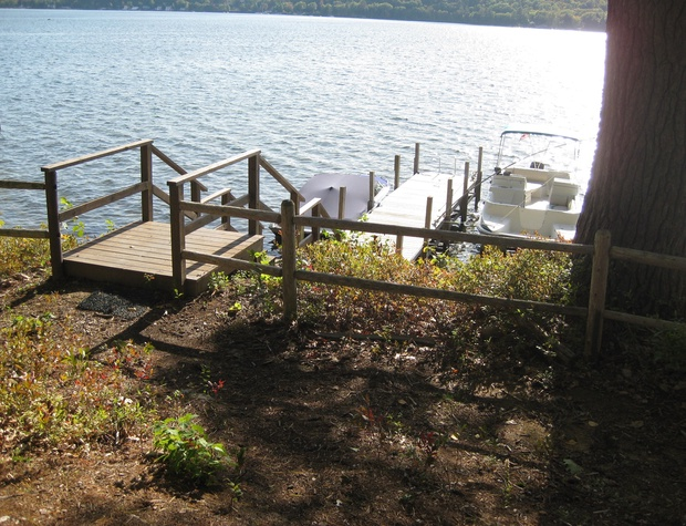 steps and dock 1.JPG