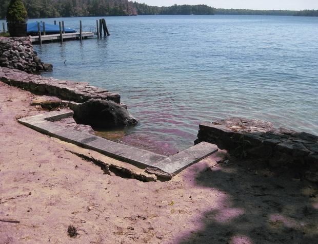 Beach & Steps.JPG