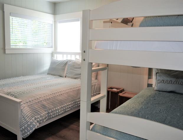 Double bed Plus Bunk set