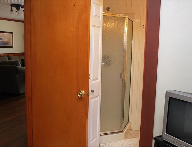 Bathroom in Downstairs Bedroom