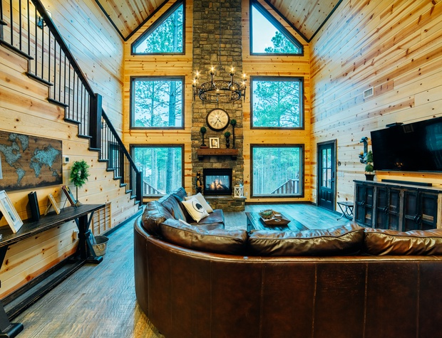 HillsideTreeHouse.BeaversBend5