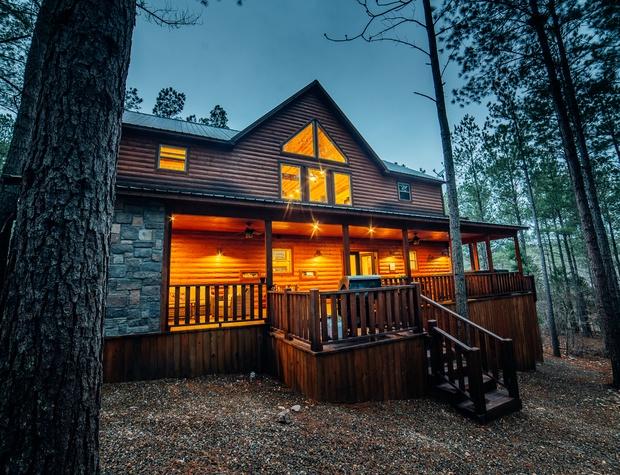 HillsideTreeHouse.BeaversBend40