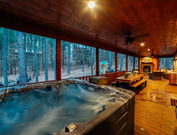 HillsideTreeHouse.BeaversBend42