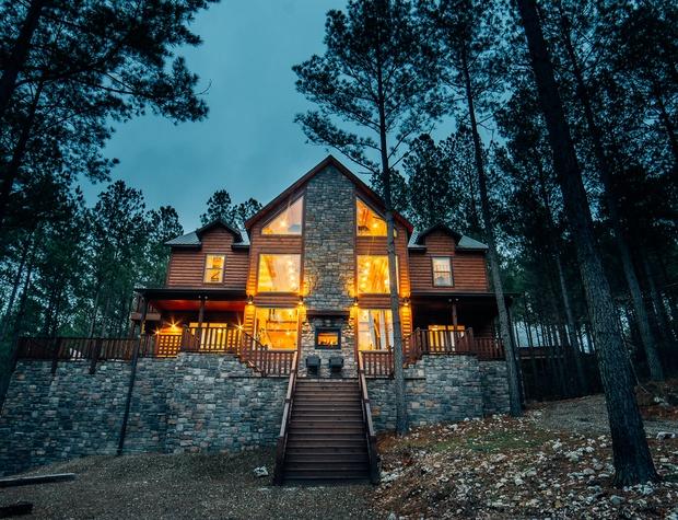 HillsideTreeHouse.BeaversBend1